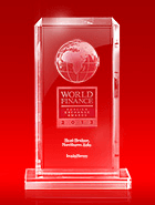 «Meilleur courtier en Asie du Nord» selon World Finance Awards 2013