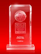Лучший брокер северной Азии по версии премии World Finance Awards 2013