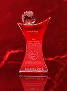 Лучший брокер Восточной Европы 2019 по версии International Business Magazine