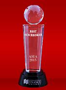 «Лучший ECN-брокер - 2015» по версии International Finance Magazine