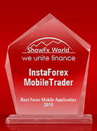 «Meilleure application mobile Forex – 2015» selon ShowFx World
