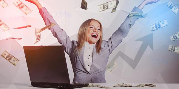 Бонусы на депозит от 30% до 100%